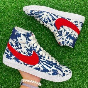 Nike Blazer Mid Se Tie Dye